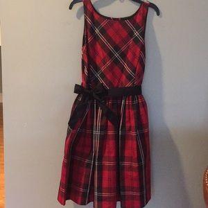 Polo Ralph Lauren girls holiday dress